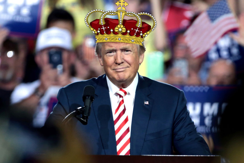 King-trump-pardon-himself