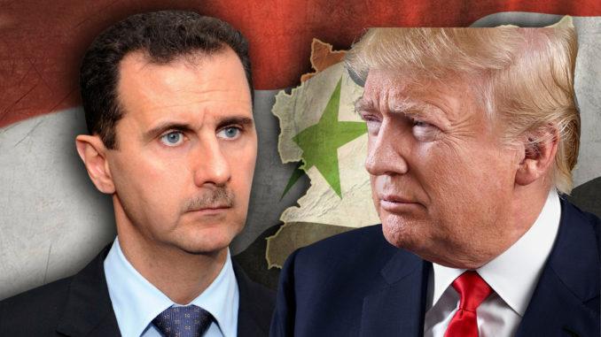 Assadtrump