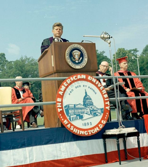 Jfk an AU 10jun63