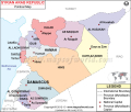 Syria-political-map