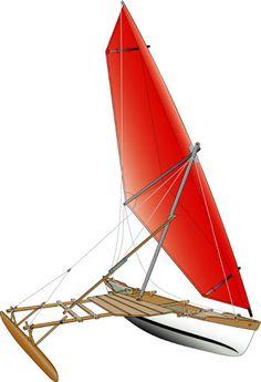 14e11cc38a8e2d4c049043a57e92a848--sailing-canoes