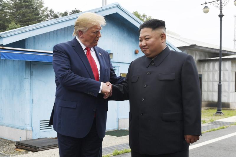 DMZ Diplomacy