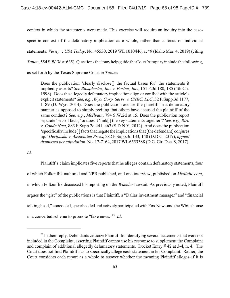 Report and Recommendation Denying Motion to Dismiss - 4.17.19_Page_65