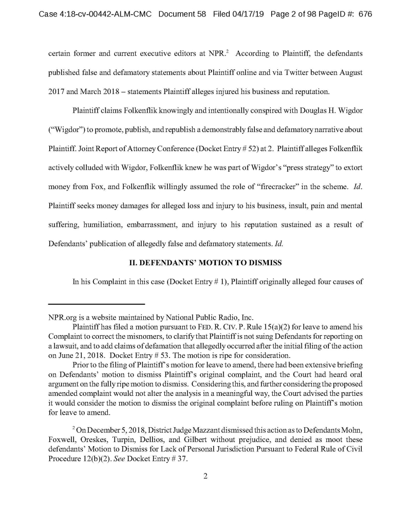 Report and Recommendation Denying Motion to Dismiss - 4.17.19_Page_02