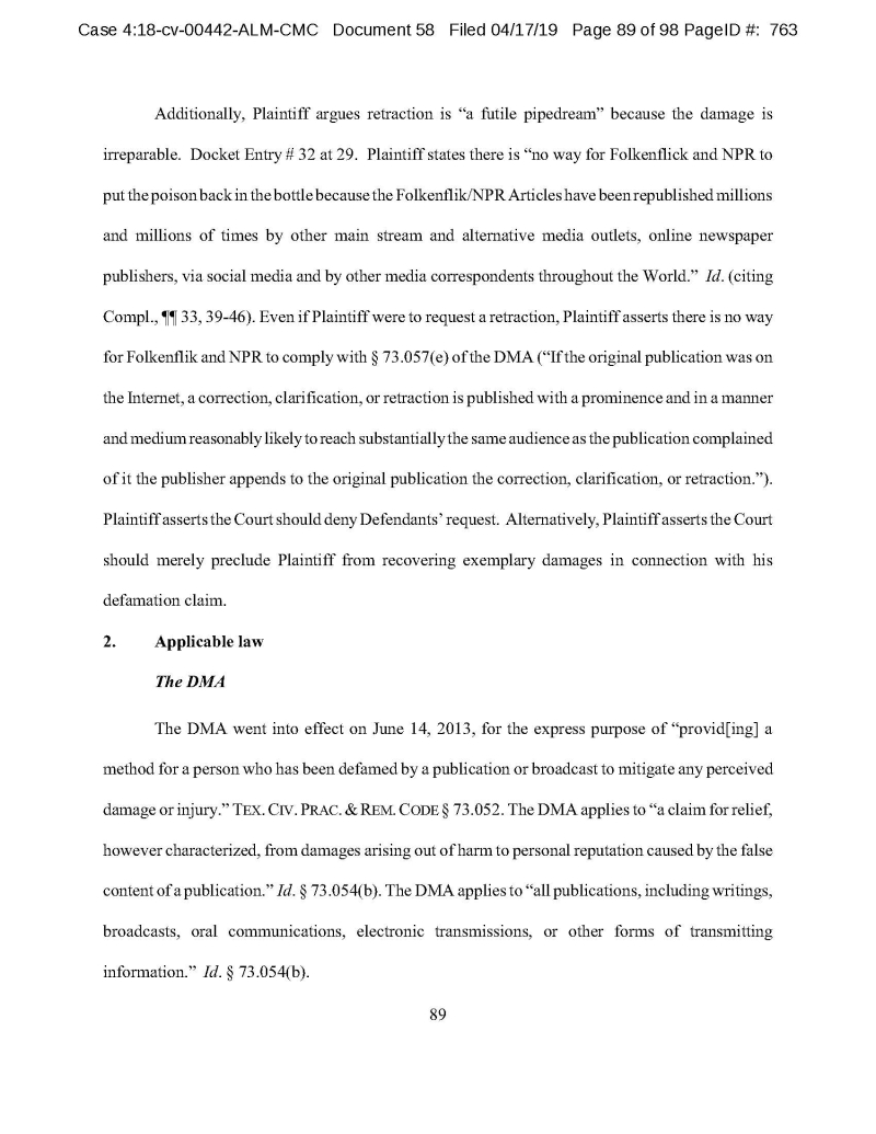 Report and Recommendation Denying Motion to Dismiss - 4.17.19_Page_89