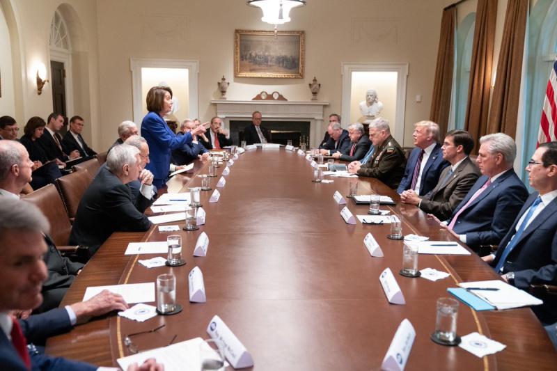Nancy saves the Kurds