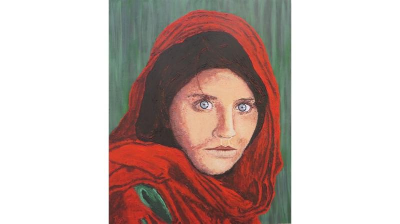 Afghanwoman
