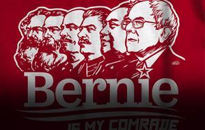 Bernie-comrade