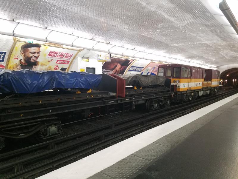 Metro repairs