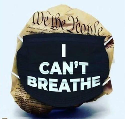 Meme - DoI can't breathe