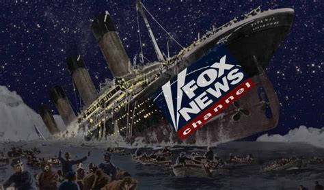 Fox News Titanic