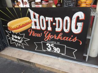 New York Dog