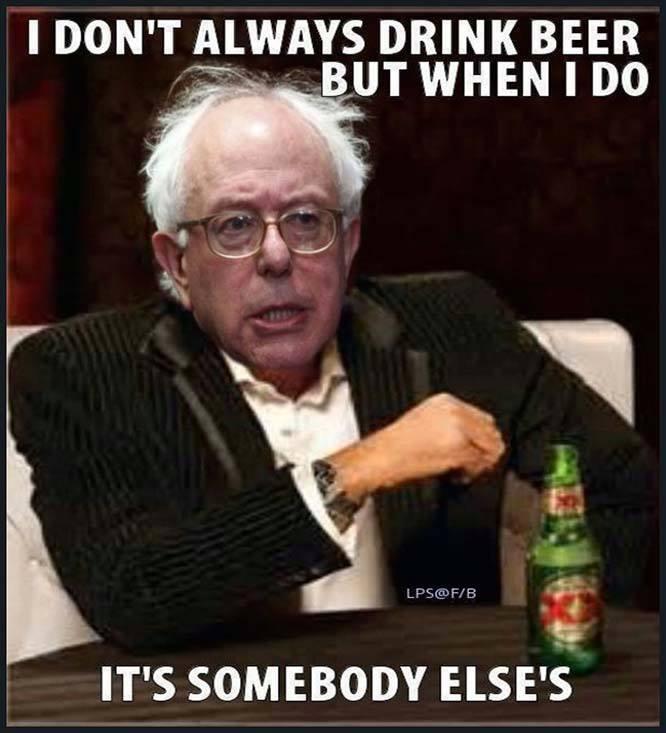 Bernie-beer-meme