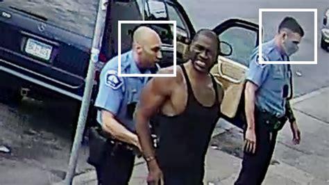 George Floyd Under Arrest