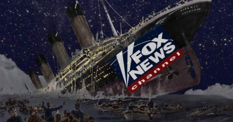 Fox the Titanic