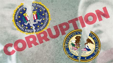 CIA and FBI Corruption