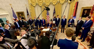 Trump's Middel East Peace Deal