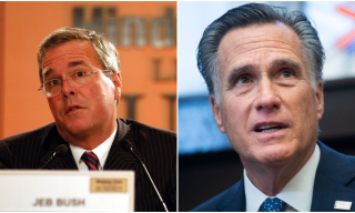 Romney and Mr. Low Energy